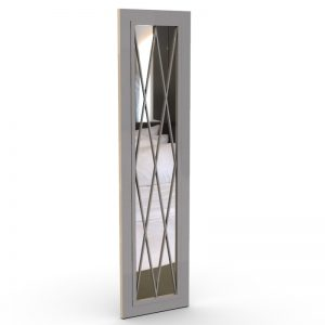 Chancery Mirror Wardrobe Door