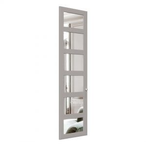 Just Wardrobe Doors - Shaker Mirror