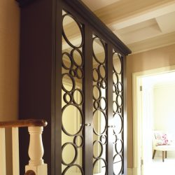 Bubble Wardrobe by Just Wardrobe Doors.