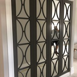 Casino Wardrobe by Just wardrobe doors.