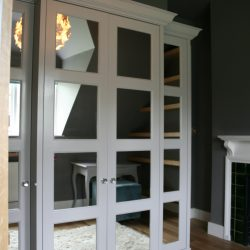 Montague Mirror Wardrobe doors by Just wardrobe doors.
