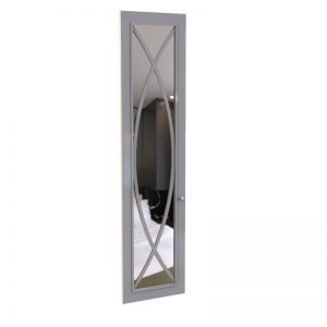 Mayfair Mirror Wardrobe Door, with handle